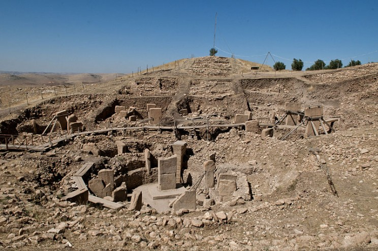 first engineers gobekli tepe