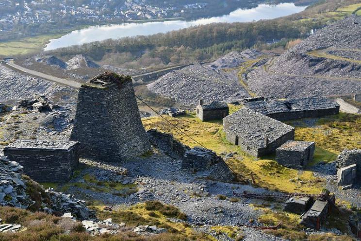 oldest buildings quarry