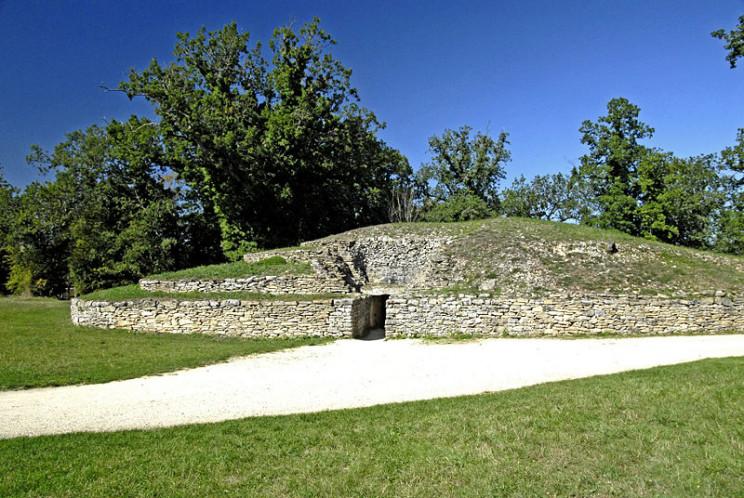 oldest buildings bougon