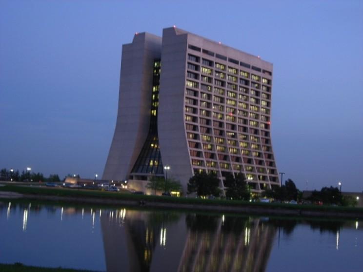 Wilson Hall at Fermilab