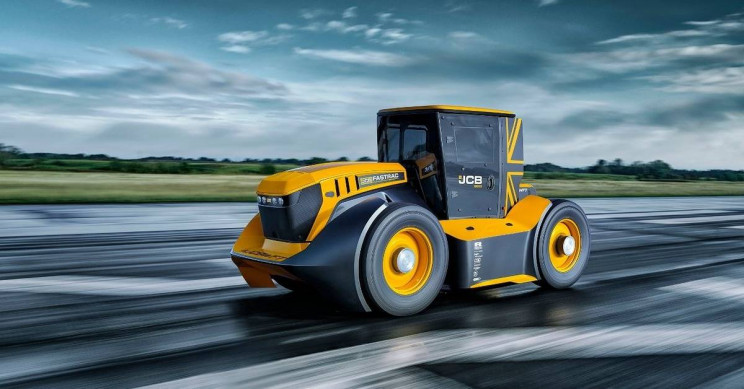 World's Fastest Tractor Breaks Guinness World Record