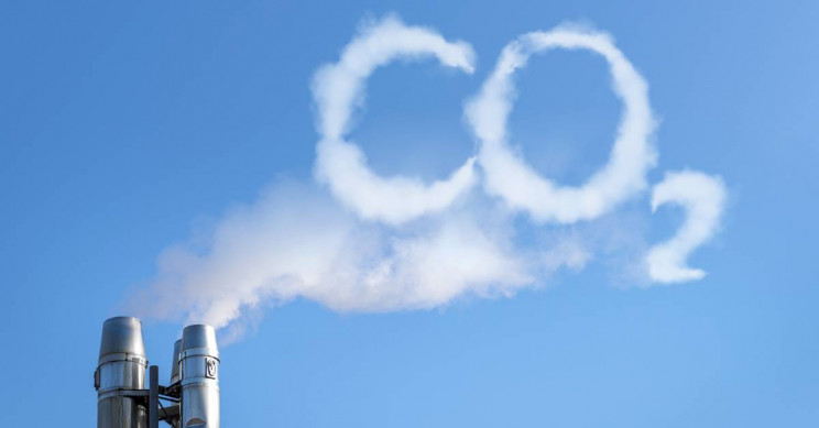 Revolutionary Method for Removing Carbon Dioxide from Air Developed