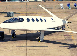 Eviation's All-Electric Luxury Aircraft Is About to Take Flight