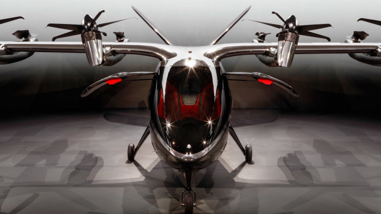 California-Based Startup Debuts Maker, Its Urban Mobility Air Taxi