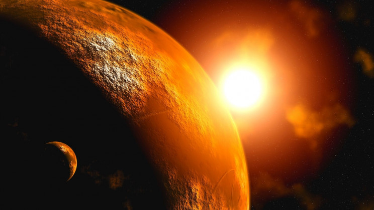 Ancient Mars Went Through Numerous Cycles of Life and Death