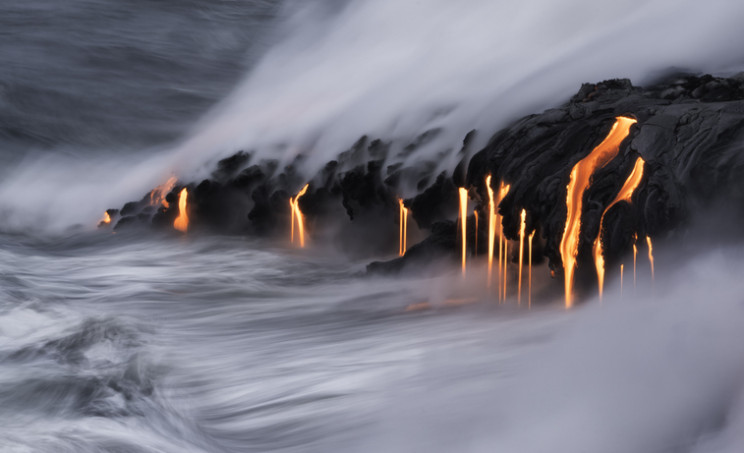 A Study of Five Unusual Volcanic Events Shows the Heat Is On for Climate Change