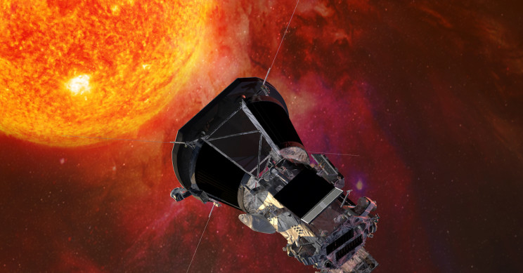 NASA's Parker Solar Probe is Zapping Back More Data Than Expected