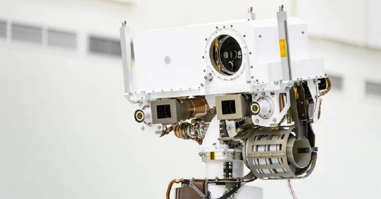NASA's Curiosity team operating Mars rover from home