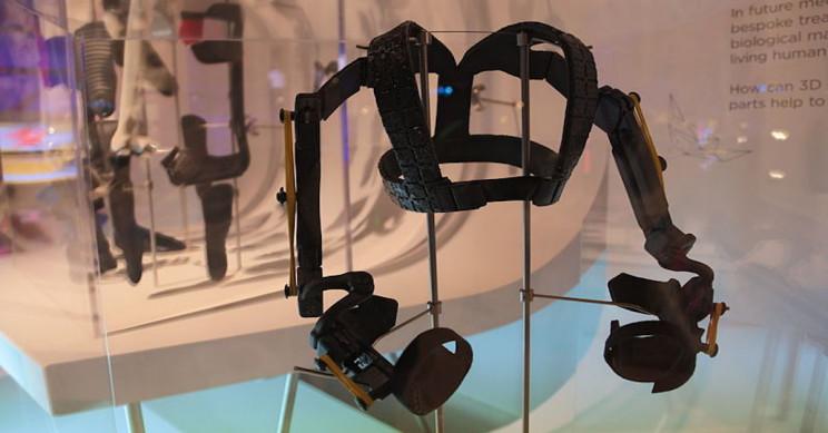 The Future of Engineering: Superhuman Mechanical Exoskeletons