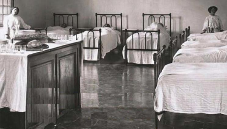 "Encephalitis Lethargica Disease, Portrayed in the Movie ""Awakenings"", Accompanied the 1918 Spanish Flu"
