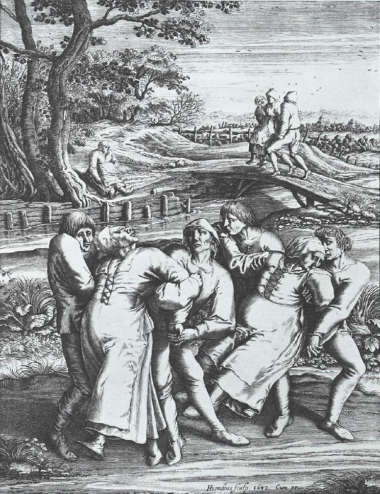 Dancing Plague of 1518