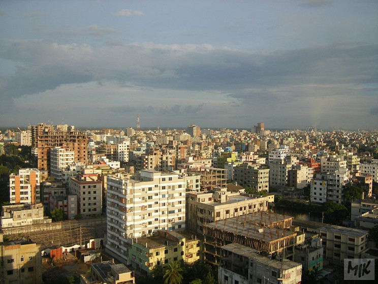 most polluted cities Narayangonj