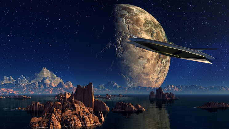 sci-fi terms spaceship
