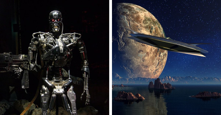 Where Do Common Science Fiction Terms Come From?