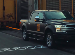 Ford Released a Video of Their Electric F-150 Towing Over a Million Pounds