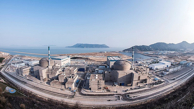 Nuclear Power Plant in China Reportedly Has a Fission Leak