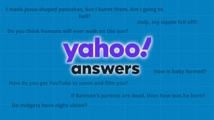 Yahoo Answers Says Goodbye After 16 Years of Formidable Questions