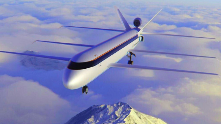 This Tri-Wing Jumbo Jet Could Reduce Fuel Consumption by 70%