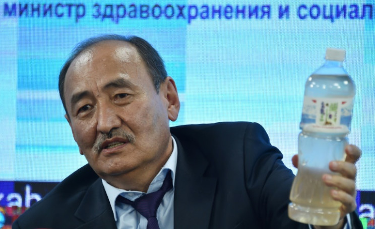 Kyrgyzstan Health Minister Endorses Poisonous Root as Coronavirus Cure, Alarming Health Officials