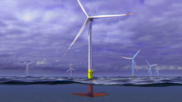 GE Reveals Its New Floating Wind Turbine Concept