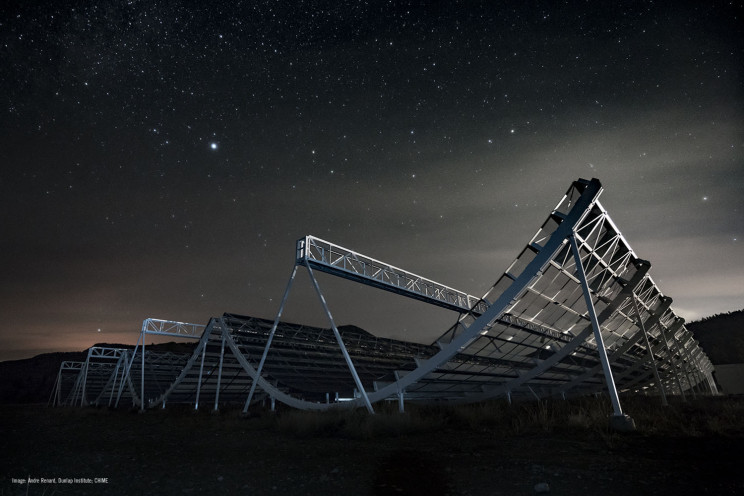 Eerie Radio Signals Coming From Space Are Some of the Biggest Mysteries Out There