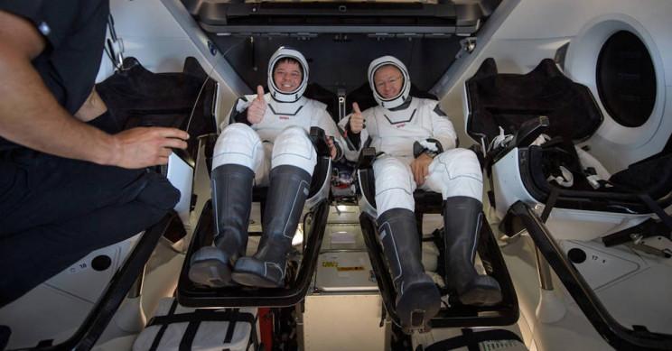 NASA Astronauts Made Prank Calls to Pass the Time During Landing