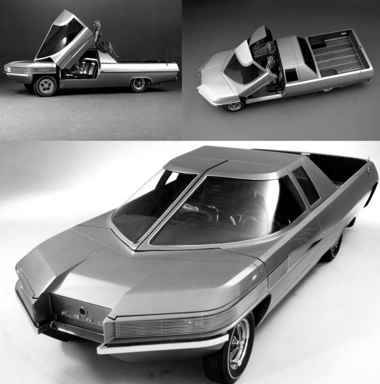 futuristic car designs ranger II