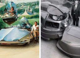 17 Futuristic Car Designs from Visionaries of the Past