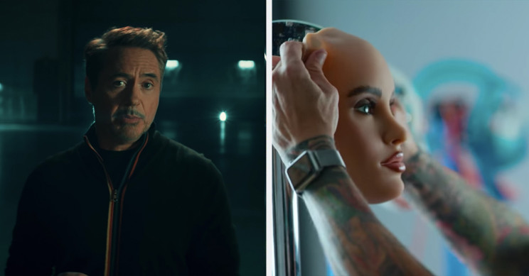 Robert Downey Jr.'s Series on AI Is Available on YouTube Right Now