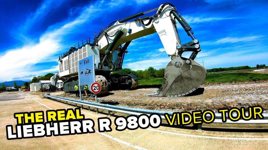biggest machines liebherr