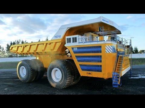 biggest machines belaz