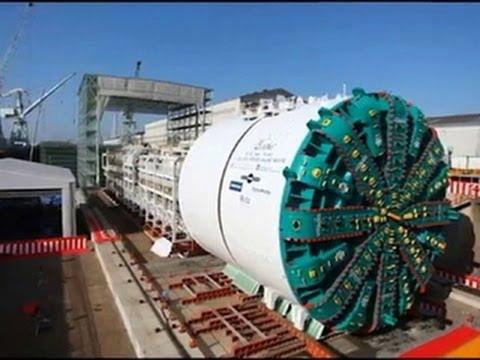 biggest machines big bertha
