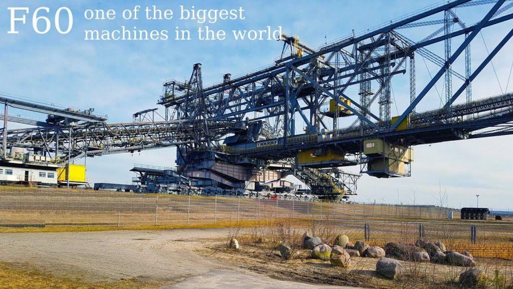 biggest machines F60