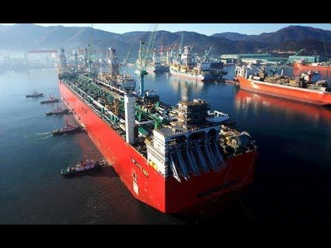 biggest machiens biggest ship