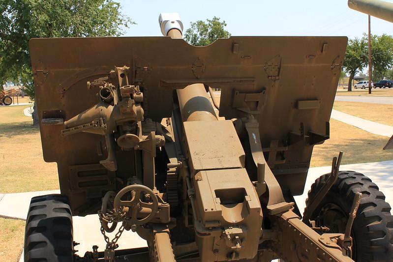 muzzle brakes artillery