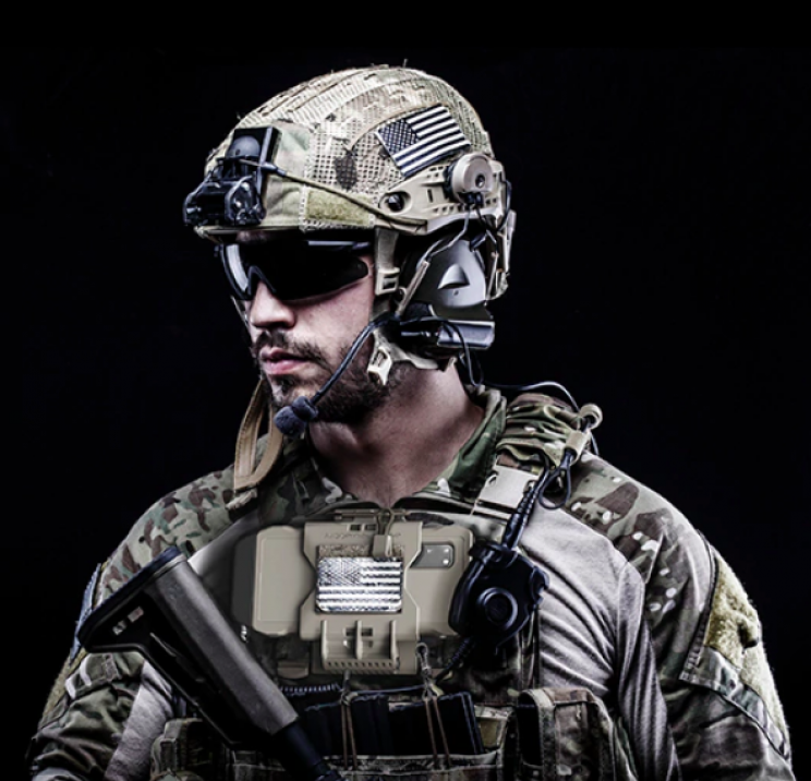 Samsung Made a Hardcore Galaxy S20 Tactical Edition Just for the U.S. Military