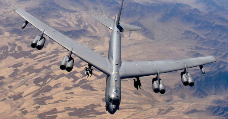 U.S. Air Force Equipping B-52 Bombers with New Engines That Will Last Until 2050