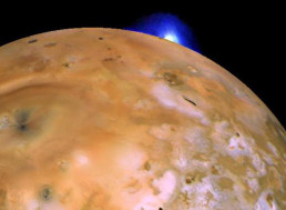 The Biggest Volcano on Jupiter's Moon Io Could Soon Erupt