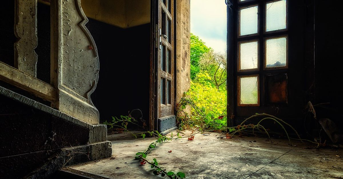 The Allure Of Ruins And Our Fascination With Abandoned Places