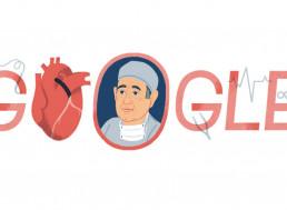 New Google Doodle Celebrates Father of Coronary Bypass Surgery René Favaloro
