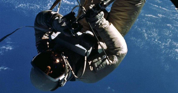 This Week 54 Years Ago Was NASA's First Spacewalk