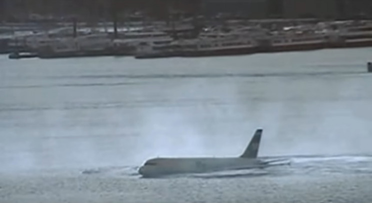 Nearly Impossible Landing on New York's Hudson River Explained