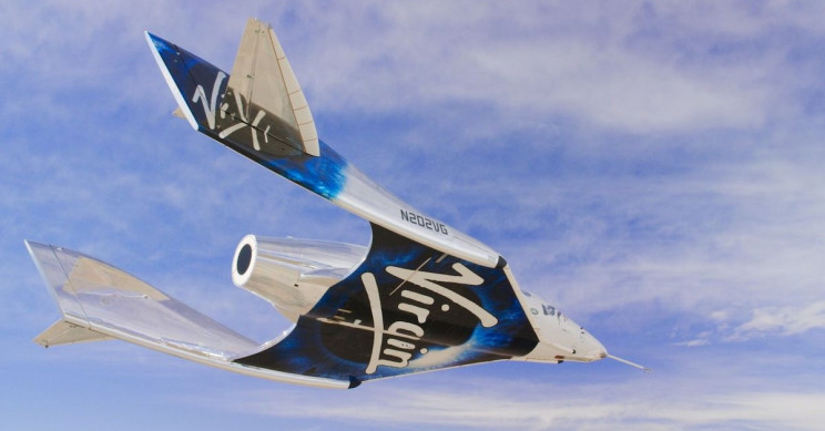 Virgin Galactic Aborts Commercial Space Plane Minutes after Launch