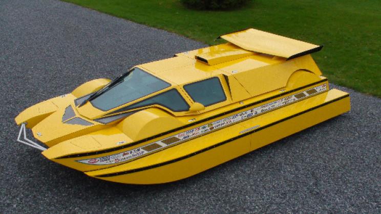 amphibious cars dobbertin hydrocar