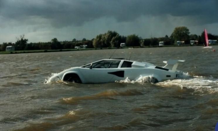 amphibious cars lambo