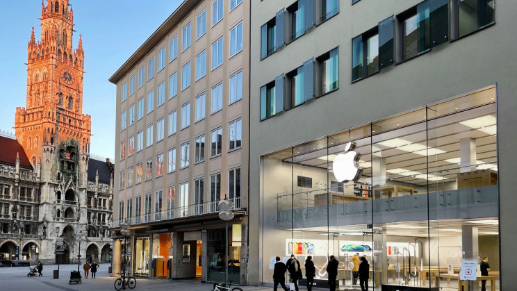 """Apple To Build a """"Mini Silicon Valley"""" in Germany With 1 Billion Euro Investment"""