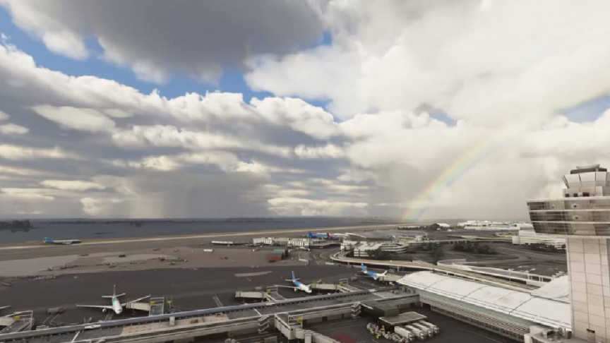 Every Single Airport On Earth Will Be Featured in Microsoft Flight Simulator 2020 - Interesting Engineering