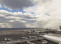 Every Single Airport On Earth Will Be Featured in Microsoft Flight Simulator 2020