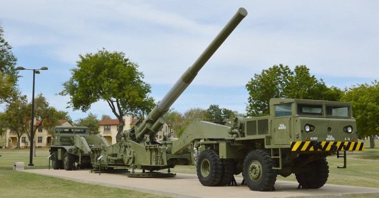 "Leaked Images from U.S. Army Show ""Super"" Cannon That Can Fire at 1,000 Miles Away"