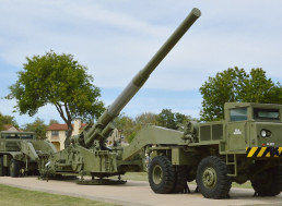 """Leaked Images from U.S. Army Show """"Super"""" Cannon That Can Fire at 1,000 Miles Away"""